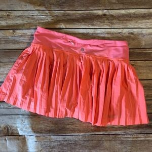 LULULEMON PLEAT TO STREET SKIRT Pleated Skort 4